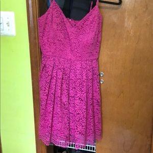 Dresses & Skirts - Pretty pink dress never worn!